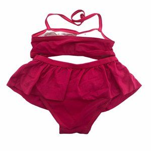 24 Month NWT 2 piece pink Swimsuit